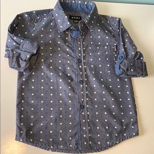 DKNY button down shirt